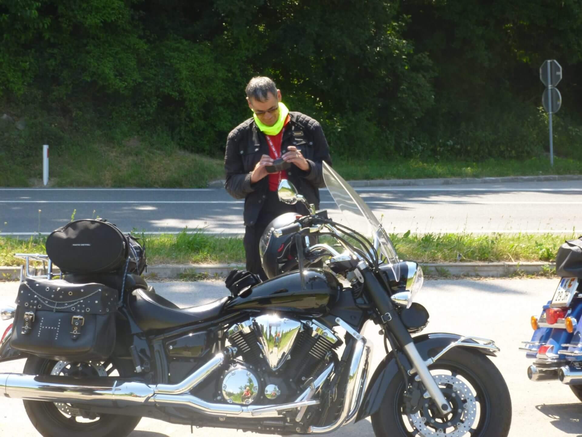 mitfahrer motorradtour kroatien 2017