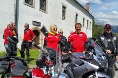 Bikersegnung Friesach 011