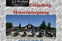 Motorradweihe Lendorf 2016 002