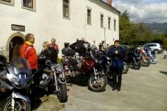 Bikersegnung Friesach 001